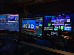 Seervision Master Control Room